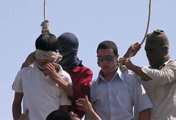 Homosexuelle Jugendliche droht in islamischen Ländern die Todesstrafe. #Date:04.2016#
