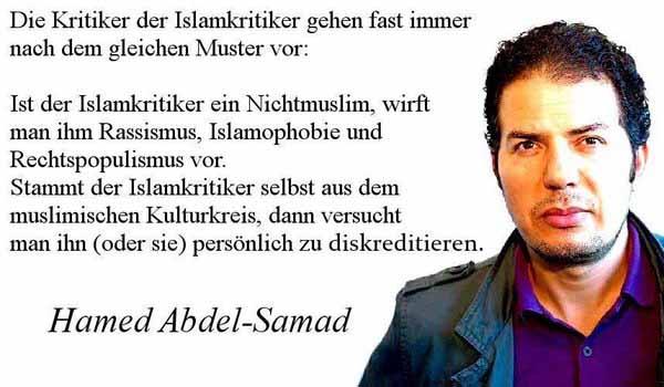 Wie Moslems mit Kritikern umgehen. Seien sie nun Nicht-Moslems oder Moslems. Immer die passende Strategie #Date:05.2016#