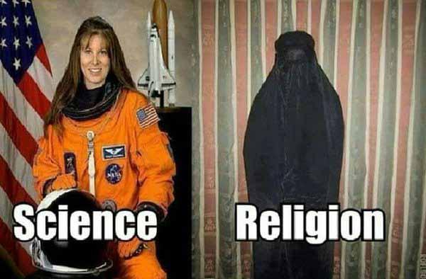 Der Islam ist der Schlüssel zum Fortschritt. Unverklemmt und offen. Oder? #Date:05.2016#