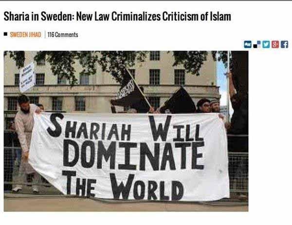 Warnung vor Scharia. Und Islam ist Scharia #Date:01.2016#