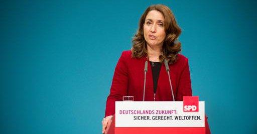 SPD geht auf Distanz zur Völkermord-Resolution im Bundestag. Die SPD mutiert zur islamunterwürfigen Scharia-Partei-Deutschlands #Date:05.2016#