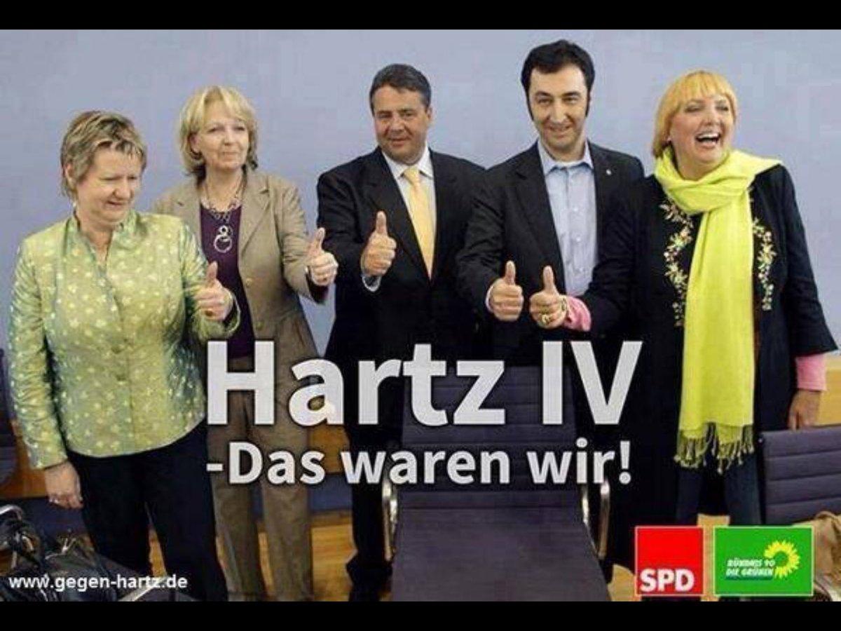Die Hartz4-Verbrecher auf einen Blick. Grüne und SPD.  #Date:06.2016#