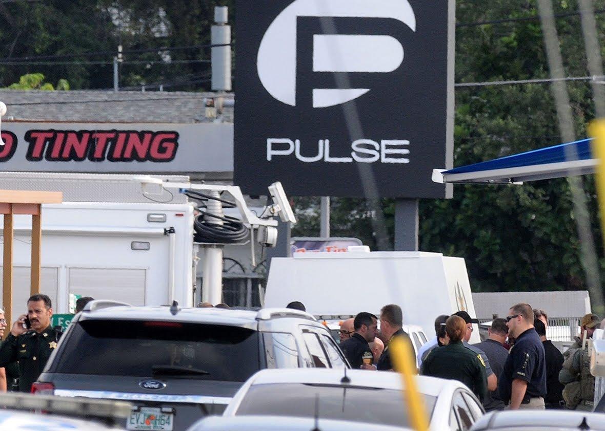Bei dem Massaker in einer Schwulenbar in Orlando USA versucht die deutsche Presse mit Gewalt jeden Zusammenhang zwischen Moslemtäter und Islam zu verleugneen #Date:06.2016#