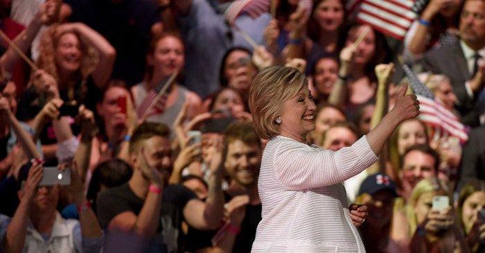 Die Wahlkampagne von Hillary Clinton für den US-Präsidentschaftswahlkampf wird zu mehr als 20% von Saudi-Arabien bezahlt. #Date:06.2016#