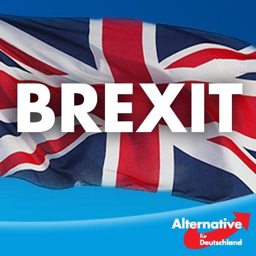 Nach dem Brexit: Superstaat EU ade. Es lebe das Europa der Vaterländer. #Date:06.2016#