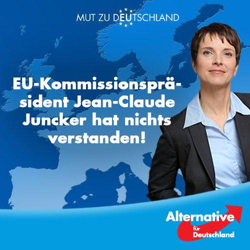 EU-Kommissionspräsident hat nichts verstanden. Statt nach dem Brexit über diesen nachzudenken, werden die Briten massiv gebasht und Juncker verstärkt die diktatorische Rolle der EU noch durch Macho-Alleingänge. #Date:#