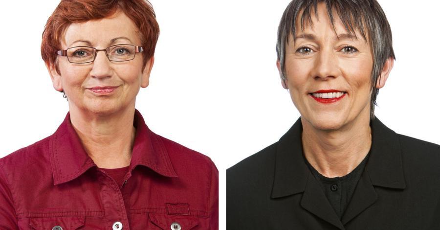 Bild zum Thema Die Politikerinnen der Partei Die Linke,  Inge Höger und Annette Groth luden israelfeindliche Personen ein, die sogar den jüdischstämmigen Gregor Gysi bis auf die Toilette verfolgten. Sie landeten mit dieser Aktion auf Platz 4 der Rangliste des Wiesenthal-Centers für antisemitische Aktionen.