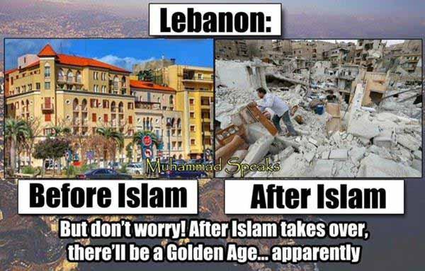 Der Libanon vor und nach dem Islam #Date:#