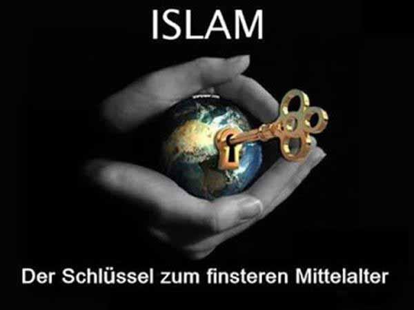 Islam – der Schlüssel zum finsteren Mittelalter #Date:12.2015#