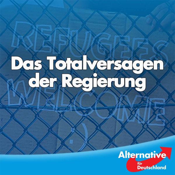 Bild zum Thema Es ist bezeichnend, dass sich die Altparteien nach dem schrecklichen Vorfall in Würzburg weniger um die Gefahr sorgen, die von den Islamisten im Land ausgeht, sondern darum, dass dieser Vorfall die AfD stärken könnte.  Als 'Brandbeschleuniger für die AfD und Pegida' bezeichnete z.B. der stellvertretende FDP-Vorsitzende Wolfgang Kubicki die Axt-Attacke.  Werter Herr Kubicki, liebe Altparteien, so eine Terrorattacke ist kein Brandbeschleuniger für die AfD, sie ist ein Armutszeugnis für die deutsche Flüchtlingspolitik!   Wir wissen nicht, wer der Attentäter war, woher er kam, wie alt er tatsächlich war, welche Verbindungen er zum IS hatte - wir wissen gar nichts. Vielleicht haben wir ihn sogar mit einem Teddy begrüßt. Das ist schlicht und einfach eine Bankrotterklärung des Staates. Genau davor haben wir immer gewarnt!  Zeit für Wahlen! Zeit für echte Veränderungen! Zeit für die #AfD!  http://www.faz.net/aktuell/politik/fluechtlingskrise/axt-attacke-in-regionalzug-ein-brandbeschleuniger-fuer-afd-und-pegida-14349083.html