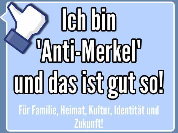 Ich bin Anti-Merkel und das ist gut so #Date:02.2016#