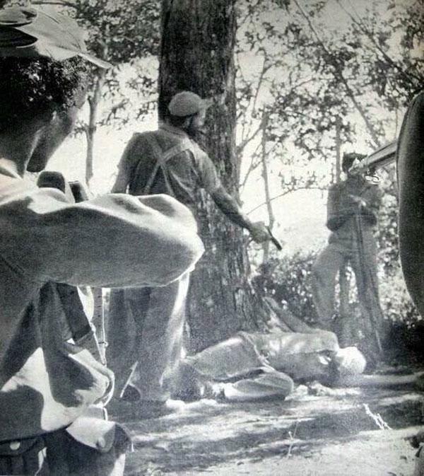 Bild zum Thema Der Tod von Fidel Castro, dem Grande Lider, Diktator von Kuba hat zahlreiche deutsche links-grüne Politiker zu Lobeshymnen hingerissen. Dass der Typ ein eiskalter Mörder und Unterdrücker war, interessiert mal wieder nicht.