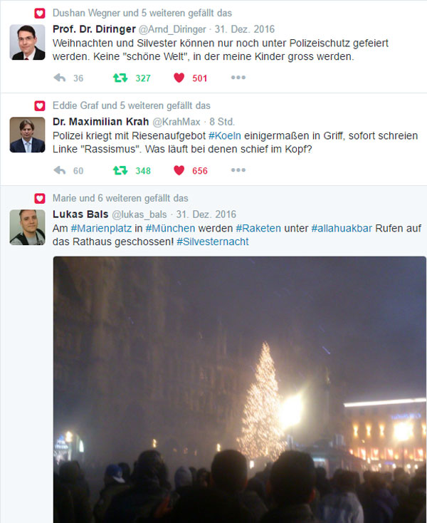 Silvester 2016/2017 - Gedanken und Notizen #Date:01.2017#