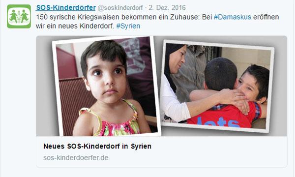 Bild zum Thema Hilfe da, wo Hilfe nötig ist. Das Geld für iPhone-Refugees fehlt in Syrien.