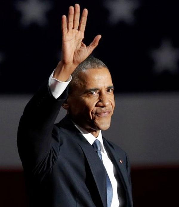 Bild zum Thema Ja ist gut - geh' endlich Barrack Hussein Obama   Grauenhaft die Gefühlsduselei um den Abgang von Obama in den USA.   Obama weint, seine Gattin weint, die Kinder weinen. Alle weinen. Und Obama hält eine GROSSE Rede. Logo.   Verpiss dich endlich Obama. Es müssen Probleme gelöst werden.   Was für ein Schmierentheater, mit dem sich das Establishment selbst feiert und beweihräuchert. Disgusting.