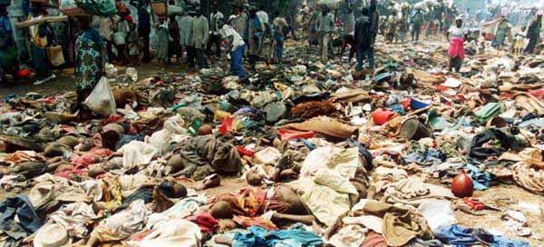 Massenmord und Genozid in Ruanda. Wo war die Welt, insbesondere die UN? #Date:12.2015#