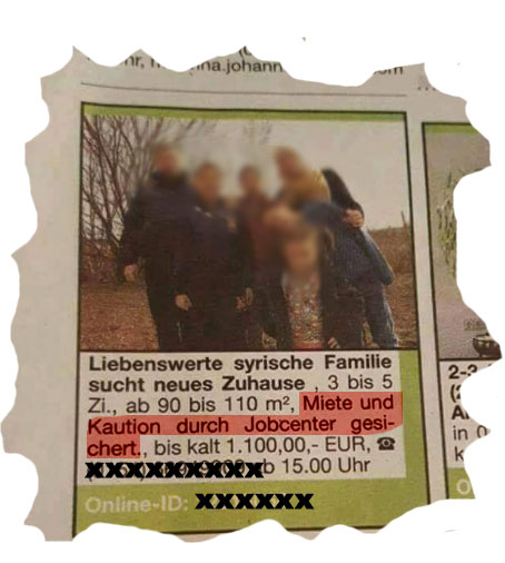 Ein Fall für Mr. Soziale Gerechtigkeit Maddin Schulz SPD  Tja, Herr Schulz, hätte ich jetzt in Merkel-Deutschland das Problem eine Wohnung suchen zu müssen, hätte ich dieser Anzeige nichts entgegegenzusetzen . Nicht, dass ich irgendjemanden eine Wohnung nicht gönnen würde. Aber ein bisschen out of game komme ich mir da schon vor.  Sie, Herr Schulz, und Ihre Gesinnungsschweser Merkel werden es sicher nicht in meinem Sinne richten.  #Date:02.2017#