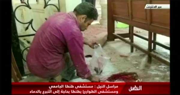 Bild zum Thema Der Islam feiert Palmsonntag in Ägypten  Mindestens 58 Tote und zahlreiche Verletzte gab es am Palmsonntag in Ägypten, als sich Selbstmordattentäter in Tanta und Alexandria in bzw. vor christlich-koptischen Kirchen in die Luft sprengten.  Sobald der Islam nicht mehr in der Diaspora ist, ist es vorbei mit der friedliebenden Religion. Dann gibt es Butter bei die Fische. :v  #islam  #palmsonntag  #tanta  #alexandria  #ägypten  #kopten  #christen  #friedliebender_islam  #diaspora