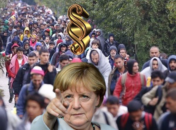 Bild zum Thema Rechtsbruch Grenzöffnung: schlechte Karten für Merkel  Der Wissenschaftliche Dienst des Deutschen Bundestages ist der Meinung, dass die von Merkel im Alleingang veranlasste Grenzöffnung 2015 durch das Parlament hätte geschehen müssen.  Dies ist nicht geschehen.  Auf den Untersuchungsausschuss Merkel nach der Bundestagswahl darf man sich jetzt schon freuen. :v  Siehe hierzu auch: https://www.welt.de/print/die_welt/article168912227/Gutachten-sieht-unklare-rechtliche-Grundlage-fuer-Grenzoeffnung.html  #grenzöffnung  #rechtsbruch  #parlament  #merkel #csu #cdu  #untersuchungsausschuss  #wissenschaftlicher_dienst #schicksalswahl
