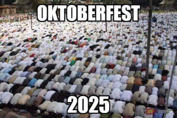 Islam Oktoberfest 2025. Schöne Aussichten #Date:01.2016#