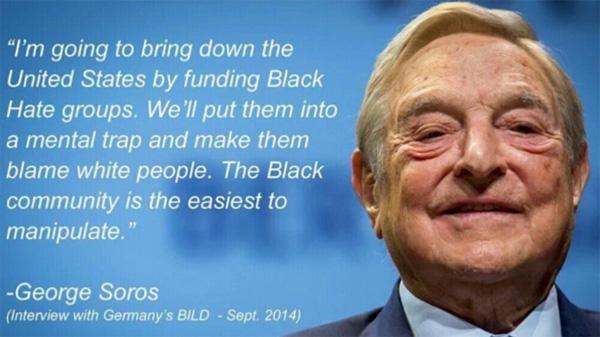 """George Soros investiert 18 Milliarden in seine NGOs  Der 87-jährige Milliardär George Soros unterhält eine Armee von Organisationen, die seine Weltsicht durchsetzen sollen. Dabei versucht Soros, die Souveränität ganzer Staaten auszuhebeln.  Soros machte seine Milliarden mit windigen Währungsspekulationen an der Börse und er hat eine Wahnvorstellung. Frage: welches ist der größte vorstellbare Wirtschaftsmarkt? Richtig: die ganze Welt.  Um die Globalisierung auf die Spitze zu treiben und so einen weltumfassenden Marktplatz zu verwirklichen, ist Soros jedes Mittel recht.  Deshalb unterstützt Soros jedwede Aktivitäten, die die Existenz souveräner Staaten attackieren. Insbesondere die Verwischung aller Grenzziehungen sind ihm ein Dorn im Auge. Daher auch die Unterstützung für Völkerwanderungen und offene Grenzen bei der Flüchtlingspolitik. Dabei geniert er sich nicht, auch in die Innenpolitik von Staaten einzugreifen. So hat er z.B. angekündigt, die USA durch die gezielte Stärkung und Förderung von schwarzen HateGroups destabilisieren zu wollen.  Nochmal zur Klarstellung: hier geht es zwar um eine (unbeabsichtigt) gemeinsame Strategie mit linksgrünen Weltrettern, das Motiv von Soros ist aber ganz und gar wirtschaftlicher Natur.  Soros greift dabei ganz gezielt in Konflikte ein, wie etwa in der Ukraine oder Israel/Palästinenser.  """"Geldgott"""" Soros wird sich die Zähne an Deutschland ausbeissen, solange die AfD hier präsent ist. Grüne, Linke, SPD stehen Soros aus ideologischen Gründen aufgeschlossen gegenüber, CDU/CSU und FDP aus wirtschaftpolitischen Gründen.  #soros #ngo #souveränität  #die_welt_ein_markt  #linkspakt #kapitalismus #Date:10.2017#"""