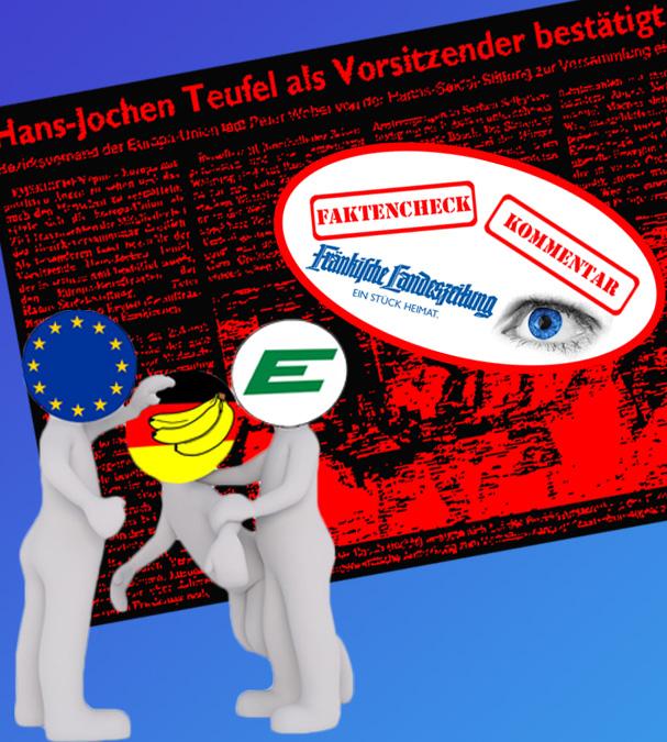 Bild zum Thema Der Sargnagel für Deutschland: Europa-Union und der EU-Superstaat  FLZ v. 30.10.17 'Hans-Jochen Teufel als Vorsitzender bestätigt | Bezirksverband der Europa-Union lädt Peter Weber von der Hanns-Seidel-Stiftung zur Versammlung ein'  Die Europa-Union Deutschland ist der deutsche Zweig der 'Union der Europäischen Föderalisten' UEF. Ziel der Aktivisten des pro-europäischen Bürgervereins ist die Werbung für einen Europäischen Bundesstaat, also den zentralistischen EU-Superstaat mit nur noch minimal-souveränen Mitgliedsländern. Ein absolutes Schreckgespenst für unser Land (und vermutlich auch für den größten Teil der anderen EU-Mitgliedsstaaten).  Hauptargument ist immer wieder der Frieden in Europa. Diese Argumentation ist lächerlich. Frieden in Europa kann in der heutigen Zeit mit Sicherheit mit ganz anderen Mitteln als einem EU-Superstaat erreicht werden.   Die zweite Schiene, auf der der Crash-Zug der Europa-Union ins Elend rast, ist das Argument: von der EU kommt soviel Gutes und reichlich Kohle. Ein guter Witz, denn Deutschland ist der größte Nettozahler in die EU-Kasse. Wenn wir das EU-Spendengeld gleich in Deutschland verwenden würden, könnten wir uns ein paar hundert Millionen Euro Bürokratiekosten ersparen. Wäre doch eine Idee, oder?  Um so wichtiger ist die Entsendung von kritischen und vor allem Deutschland gegenüber verantwortungsbewussten Politikern, um noch schlimmere Auswüchse zu verhindern.   Ein Europa der Vaterländer und maximal die Anwendung des Subsidiaritätsprinzips sind besser für Europa, als der Verlust der Identität in einem fremdbestimmten zentralistischen EU-Superstaat.  Die Europa-Union wird aus dem Bundeshaushalt gefüttert. Man darf auf entsprechende Meinungsäußerungen der Herrschaften getrost verzichten  #eu  #EuropaUnion  #EuSuperstaat  #EuropäischerZentralstaat