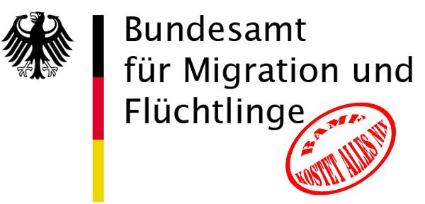 Schutzbefohlene nicht erpicht auf (überflüssige) Integrationskurse  Das Bundesamt für Migration und Flüchtlinge BAMF meldet für September: 3000 Gäste haben einen Integrationskurs bestanden, 3000 sind durchgefallen und 9000 hatten zwischendrin keine Lust mehr und sind den Schulungen ferngeblieben.  Anstatt die Flüchtlinge in wichtigen Dingen für die Zeit nach ihrer Remigration in ihre Heimatländer fit zu machen, werden diese in Maßnahmen gesteckt, die vollkommen überflüssig sind. Zielführend ist hier einzig und allein das Fit4Return-Programm der AfD [1].  Das BAMF baut derweil fleißig Personal ab. Von ehemals 10.000 Mitarbeitern ist der Stand auf 7.800 gefallen, die Hälfte davon befristet. Gleichzeitig geht das Genörgel der rotgrünen Welcome-Klatscher über eine zu schleppende Bearbeitung der Fälle gehörig auf die Nerven.   [1] http://bit.ly/2j1YxMS  #bamf  #integration  #kurse  #abbrecher  #fit4return  #DreiSäulenModell  #afd  #personalabbau #Date:11.2017#