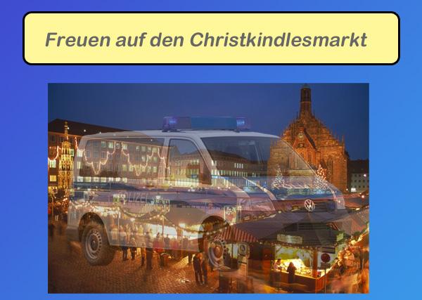 Nürnberg: verbessertes Sicherheitskonzept beim Christkindlesmarkt  Aus Angst vor importiertem Terror sollen die drei größten Weihnachtsmärkte in Bayern (Nürnberg, Augsburg, München) durch ein verbessertes Sicherheitskonzept geschützt werden.  Versperrte Zufahrten, Notstromaggregate, Bewachung, Polizeipräsenz, teilweise Taschenkontrollen, SMS-Rundruf für Budenbetreiber usw. zählen zu den Maßnahmen, die uns trotz Frau Merkel und dem von ihre ausgelösten Asylchaos eine friedliche Vorfreude auf das Weihnachtsfest ermöglichen sollen.  Gar noch nicht so lange her, da gab es das auch mit sehr viel weniger Aufwand.  #nürnberg  #christkindlesmarkt  #weihnachtsmärkte  #sicherheitskonzept  #merkel  #terror  #radikalislam  #moslemextremisten  #asylchaos  #Date:11.2017#
