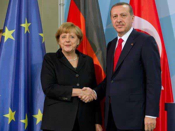 Dicke Freunde, wenn gar nix mehr geht – Merkel und der mehr als  umstrittene Erdogan #Date:12.2015#