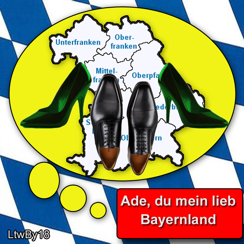 #bayern #landtagswahl #LtwBy18 #grünschwarz #Date:10.2018#