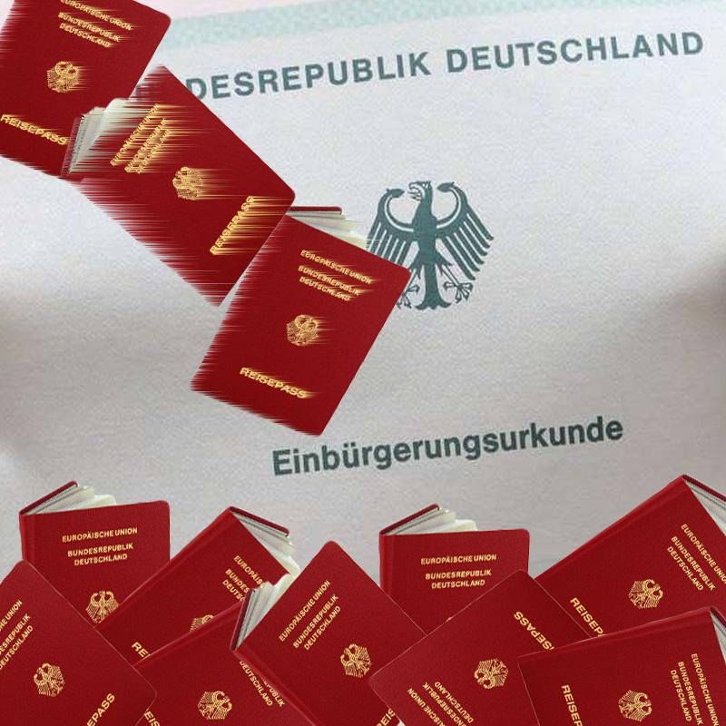 Bremen: Massive Kampagne zur Förderung von Einbürgerungsanträgen Der rotgrüne Senat in Bremen möchte rechtzeitig vor der Bürgerschaftswahl 2019 noch schnell den Anteil an Passdeutschen erhöhen. Nicht ohne Grund, wie sich versteht. SPD und Grünen ist die Quote von 1,29% zu gering. Der ebenfalls rotgrüne Senat in Hamburg hat es vorgemacht, und eine Steigerung von 30% an verscherbelten deutschen Staatsbürgerschaften erreicht. SPD und Grüne - ganz in ihrem Element. #hamburg #bremen #einbürgerung #passdeutsche #rotgrün #multikulti #Date:#