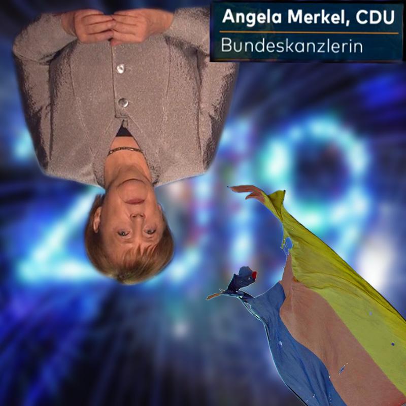 Bild zum Thema >> Neujahrsansprache der Bundeskanzlerin  2018/2019_  Bereitwillig geben auch zum Jahreswechsel 2018/2019 die Medien ihr Bestes, um die #Neujahrsansprache der #Bundeskanzlerin unter das Volk zu bringen.  Sie können sich das Geschwurbel über Migration, Klimawandel, Astro-Alex, Toleranz, Offenheit, Respekt usw. und die mit diesen Stichworten einhergehenden Fehleinschätzungen von #Merkel zu Gemüte führen.  Sie können sich diesen sinnentleerten Zeitverlust aber auch ersparen, wenn Sie täglich mit offenen Augen durchs Leben gehen und sich darüber informieren, was in Deutschland, Europa und der Welt abgeht und wo die #schwarzgrüne Merkel überall ihre Finger schmutzig macht.  ? Wer unser  Land mit seiner toxischen Migrations-, Klima-, EU- und Weltpolitik so dermaßen in voller Absicht gegen die Wand fährt,   ? Wer mit seiner Obsession für eine One-World-Ideologie entgegen seinem Amtseid laufend gegen die Interessen Deutschlands und seiner Bürger handelt,  ? Wer ein Klima in unserer Heimat schafft, wo Andersdenkende wie Aussätzige behandelt werden und politische, strukturelle und körperliche Gewalt gegen diese mit klammheimlicher Freude akzeptiert und befördert wird,  ? Wer die Öffentlichkeit belügt und betrügt und dafür sogar Kapazitäten allererster Sahne aus dem Amt jagt,  ? Ja, wer all dies tut oder veranlasst oder dafür verantwortlich ist,  ? werte Frau Bundeskanzlerin Merkel, ? auf dessen NEUJAHRSANSPRACHE kann man getrost VERZICHTEN?   Weitere Informationen zu Ihrer Meinungsbildung finden Sie hier: https://www.tagesschau.de/multimedia/video/video-488769~_parentId-ondemand100.html