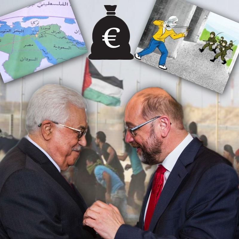 Bild zum Thema >> EU-Millionen für die UNRWA: Verwendung zweifelhaft, Überprüfung vom EU-Parlament abgelehnt _   Das speziell für die #Palästinenser eingerichtete #Flüchtlingshilfswerk #UNRWA wird von der #EuKommission massiv mit Fördergeldern unterstützt. Für die Jahre 2016 bis 2018 waren dies 1,2 Milliarden Euro.  Die #Bundesregierung zahlte noch einmal – zusätzlich zu den EU-Geldern – im Jahr 2018 einen Betrag in Höhe von 81 Millionen, so wie sie das seit Jahren tut.  Sowohl die Beiträge der #EU, als auch die #Deutschlands werden noch weiter steigen, nachdem die #USA ihre Förderung von 360 Millionen Dollar auf  ein Sechstel eingeschmolzen haben. Und das nicht ohne Grund.   Da jedwede Verringerung der Spendenbereitschaft von der die Regierung im #Gaza-Streifen stellenden #islamistischen #Terrororganisation #HAMAS sofort mit wüsten Drohungen beantwortet wird, darf man getrost davon ausgehen, dass es hier eher um die Zahlung von Schutzgeld zur Vermeidung von #Terroranschlägen, denn um Humanität geht.  Exkurs: Sie erinnern sich noch an die Olympischen Spiele 1972 in München, die Ausbildung der RAF-Leute oder die Entführung von Flugzeugen? Na, dann ist es ja gut.  Bekannt ist, dass aus dem Haushaltsmitteln der UNRWA die Familien von dschihadistischen Kämpfern versorgt werden, die bei #Selbstmordattentaten oder  sonstigen terroristischen Aktionen gegen #Israel getötet wurden.  Nun hatte der Haushaltsausschuss des #EuParlaments #EP festgestellt hatte, dass in den von der UNRWA unterhaltenen Schulen Lehrbücher verwendet werden, in denen Israel weder auf Landkarten vorhanden ist, noch die Existenz Israels überhaupt auftaucht und zudem – wie sollte es anders sein – antisemitische Vorurteile nicht nur gepflegt, sondern als Doktrin erhoben werden. Zur Diskussion stand eine Überprüfung über die Verwendung der EU-Gelder bei der UNRWA. Man wird es schon ahnen: richtig, mit 300:159 Stimmen vom EP abgelehnt.  In diesem Sinne erinnert man sich auch noch gerne die herzliche Freunds