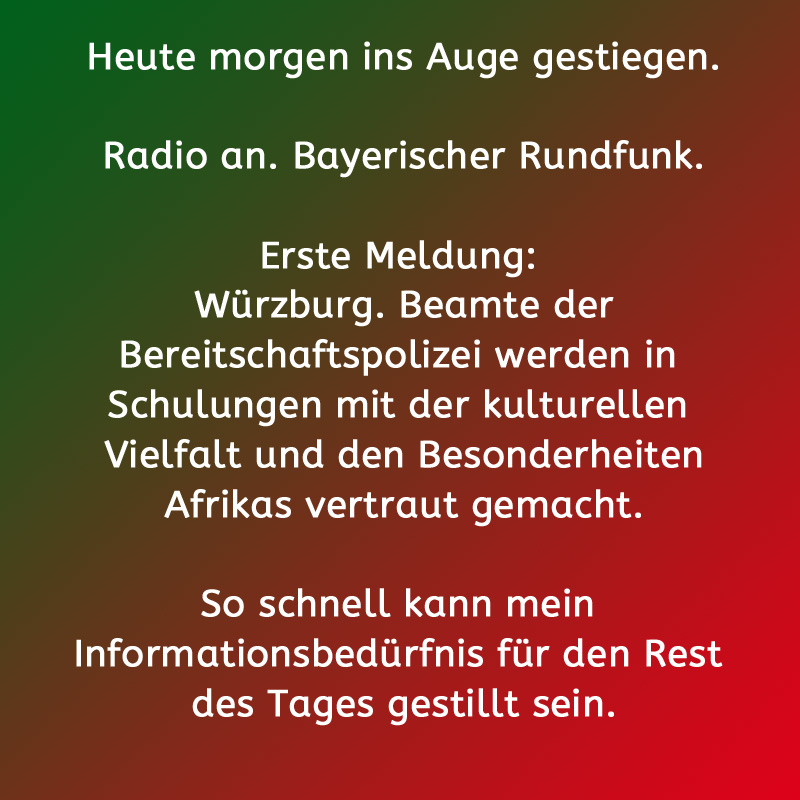 Würzburg-Polizei-Afrika_ #Date:04.2019#