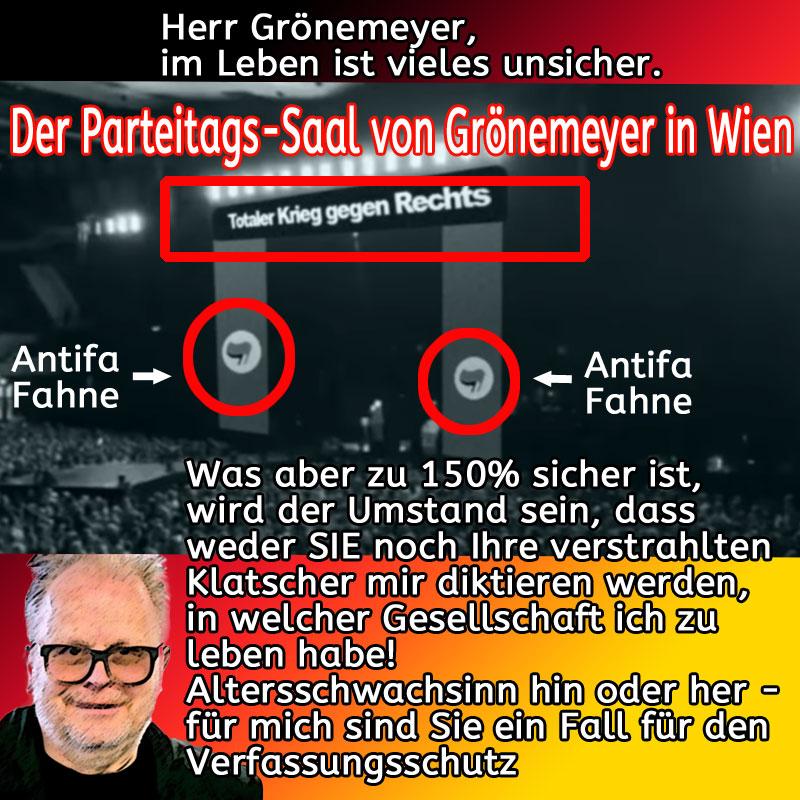Bild zum Thema Gröhlemeyer hält in Wien Parteitagsrede