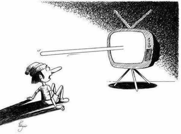 Lügenpresse Staatsfunk Langenasepresse Pinocchiopresse Lügen nichts als Lügen vom GEZ-Funk #Date:01.2016#