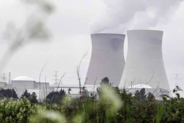 Marodes Kernkraftwerk in Belgien #Date:01.2016#