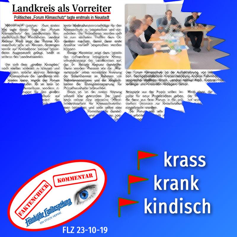 Bild zum Thema #LkNeaBw  #neustadt  #windsheim  #klimaschutz  #fff  #infantil