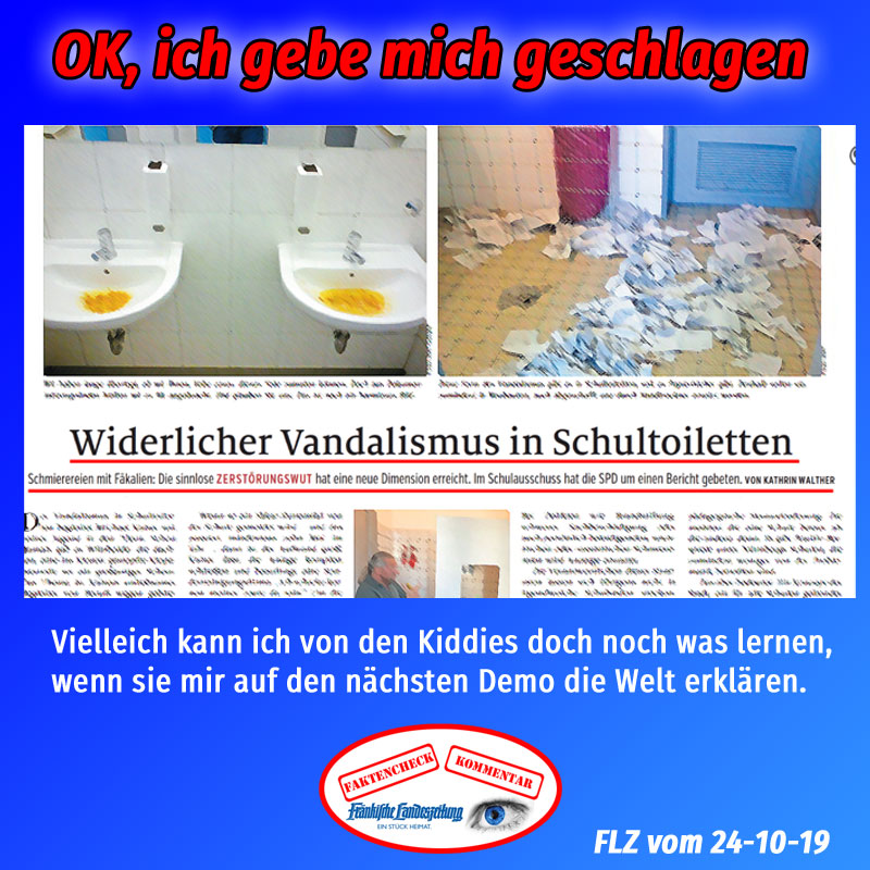 Bild zum Thema #schultoiletten #nürnberg  #GenerationZukunft