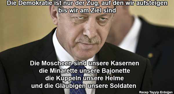 Merkels Volksverrat beim Türkei-Deal mit Erdogan #Date:03.2016#