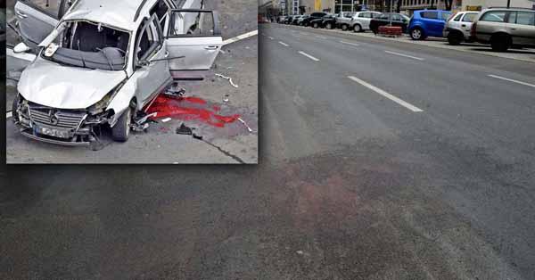 In Berlin klappt gar nichts. Die können nicht mal das Blut des im Auto in die Luft gesprengten Mannes wegmachen. #Date:03.2016#