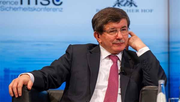 Türkischer Ministerpräsident Davutoglu sagt in Zürich: niemand wird den Islam aufhalten #Date:#