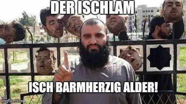 Der Ischlam isch barmherzig Alder #Date:12.2015#