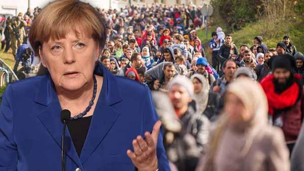 Die immer noch andauernde Masseneinwanderung einer fremden Kultur in unser Land hat nichts mehr mit Kriegsflüchtlingen und schon gar nichts mit Asylrecht nach dem deutschen Grundgesetz zu tun. #Date:01.2016#