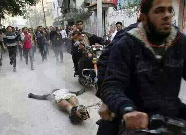Araber bespaßen sich mit Leiche #Date:01.2016#