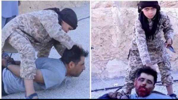 Verfluchter Islam-Balg beim Foltern #Date:01.2016#