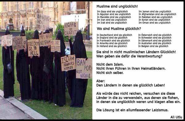 Laizismus also Trennung von Staat und Kirche gegen Islam #Date:02.2016#