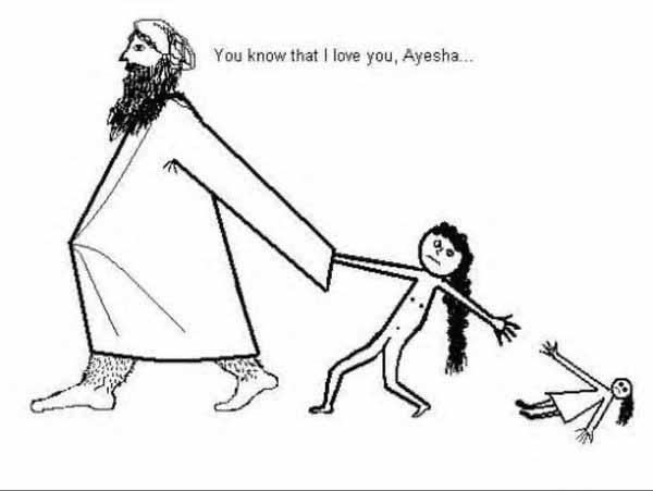 Islam Die Scharia erlaubt den Vollzug der Ehe ab 9 Jahren #Date:02.2016#