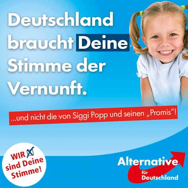 Deutschland braucht Deine Stimme der Vernunft #Date:02.2016#