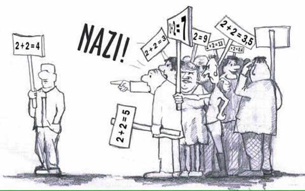 In Deutschland darf die Wahrheit nicht mehr gesagt werden #Date:02.2016#